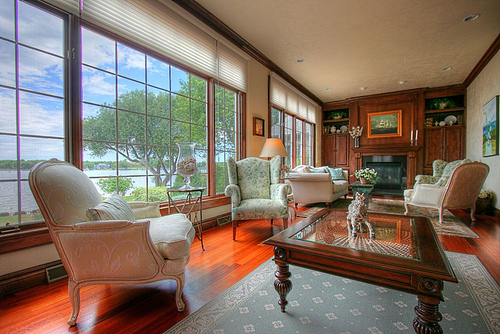 Gotta love the 10-22 mm wide angle lens!  This image is from a real estate photo business I started, but got bored with.