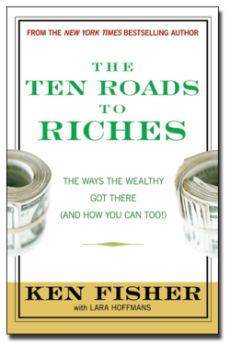 10 Roads to Riches Book Cover