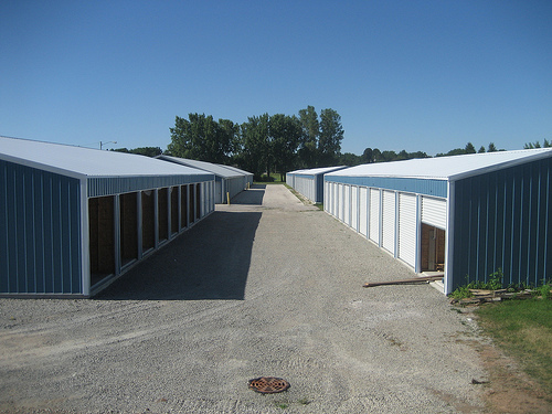 Self Storage Construction
