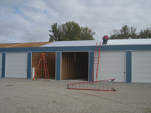 New Self Storage Units