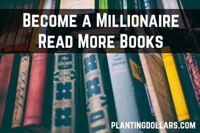 Become a Millionaire Read More Books