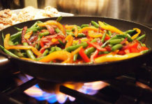 Stir Fry on Stove