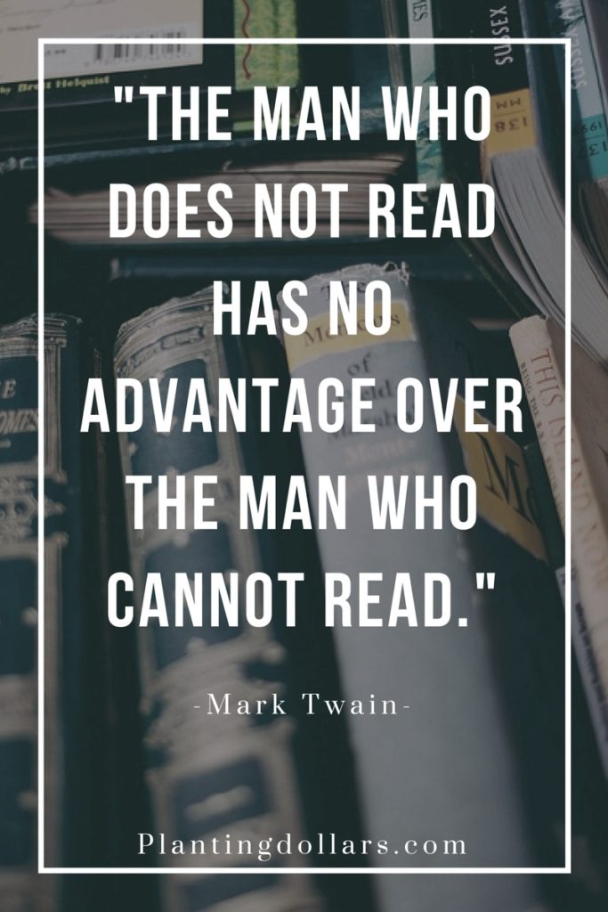 The Man Who Does Not Read Has No Advantage Over the Man Who Cannot Read